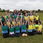 Outreach 'Tag Rugby'