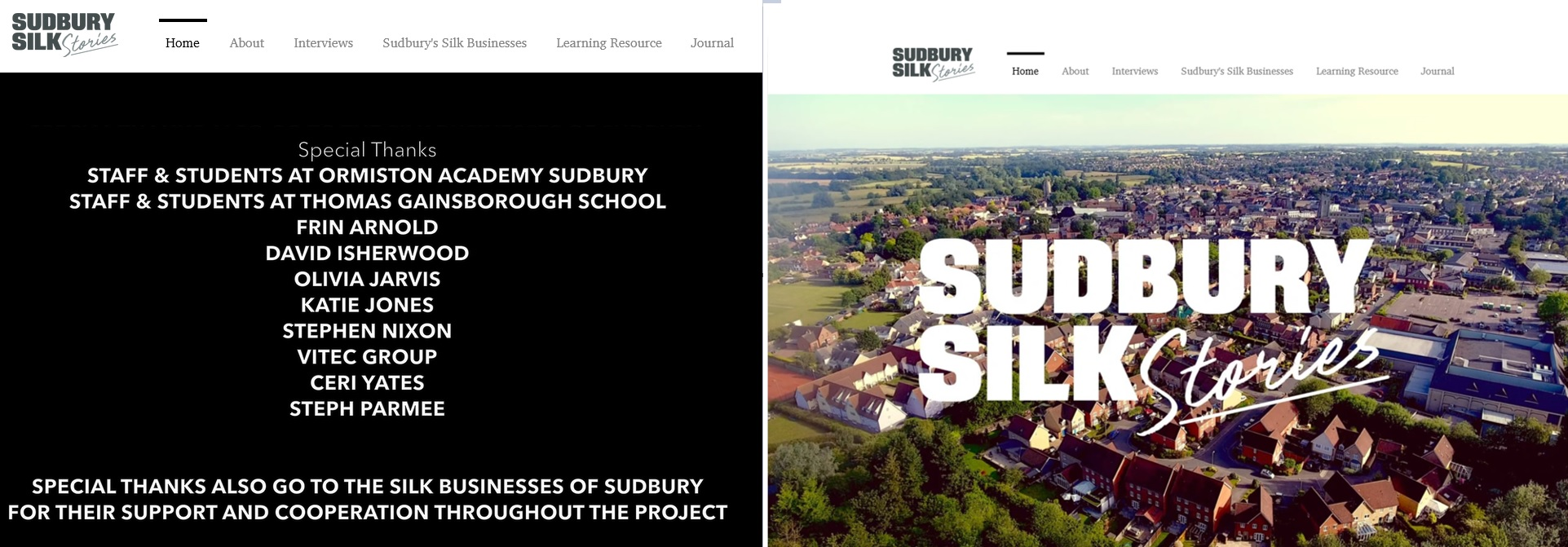 017 Sudbury Silk Stories