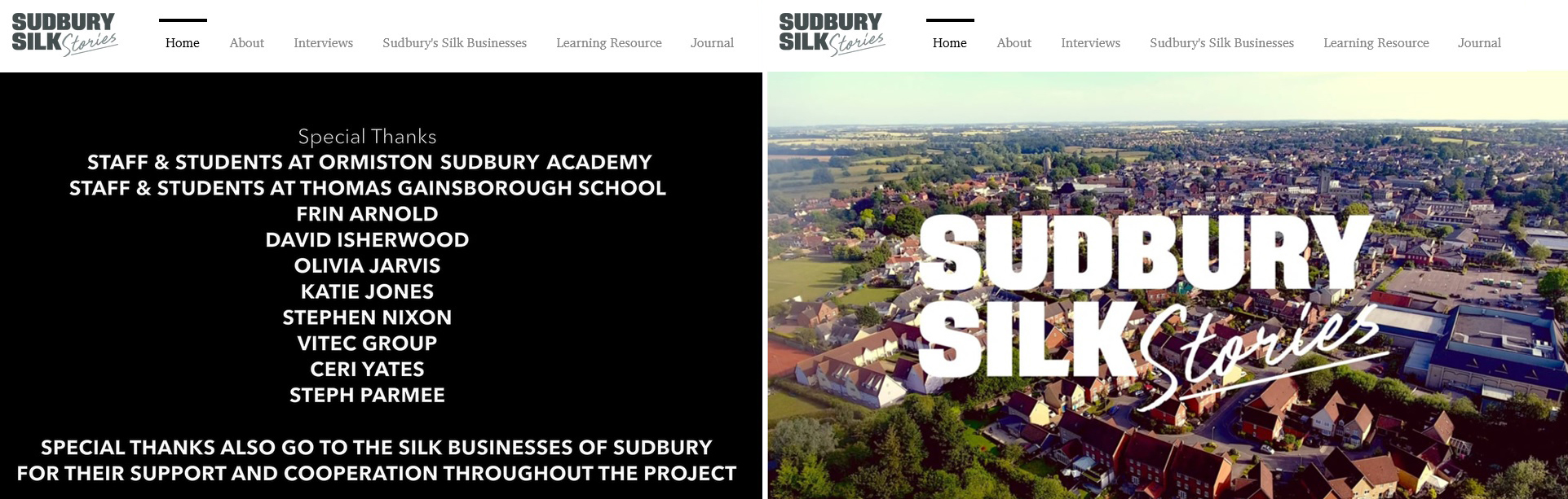 017 Sudbury Silk Stories